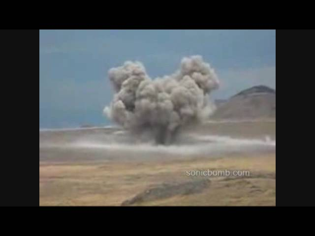 BIG EXPLOSIONS & NUCLEAR BOMBS PART 1