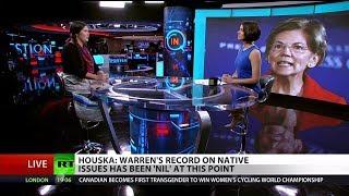 "Indigenous Activist Slams Warren: ""We are Still Here"""