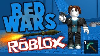 BEDWARS IN ROBLOX!
