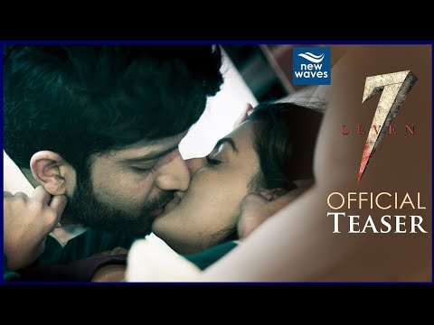 7 Movie Official Telugu Teaser | Rahman | Havish | Nandita Swetha | Regina | New Waves