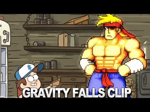 Gravity Falls Clip - Meet Rumble McSkirmish