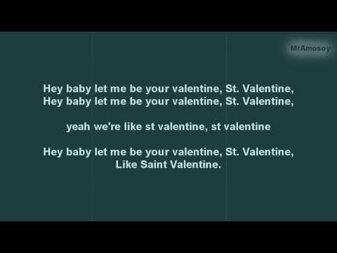 Him - Like St Valentine