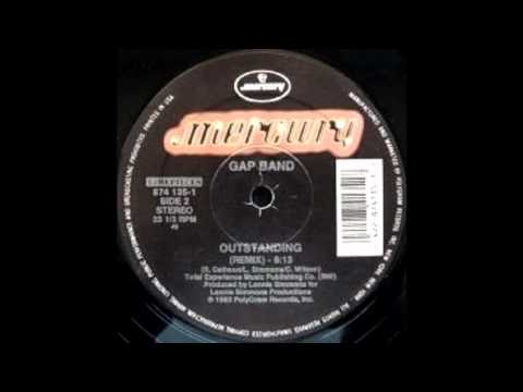 The Gap Band  Outstanding 12 Remix