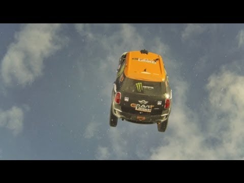 GoPro: Guerlain Chicherit s Car Backflip