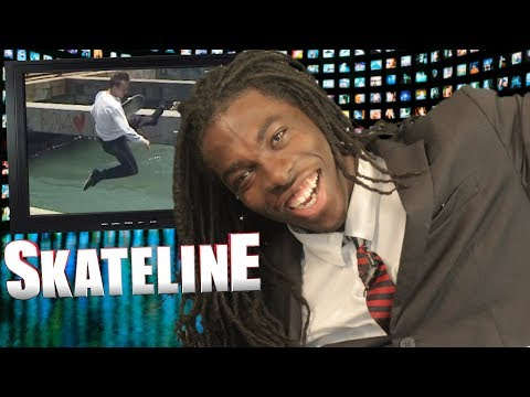 SKATELINE - Toothless Jaws, Tom Knox, Steve Mull, Atlantic Drift, Wallride Journey