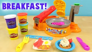 Play Doh Breakfast Cafe Set Toy Review For World Play Doh Day!