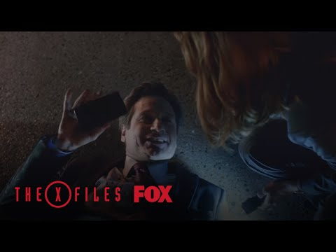 "THE X-FILES | Gotcha! from ""Mulder & Scully Meet the Were-Monster"""