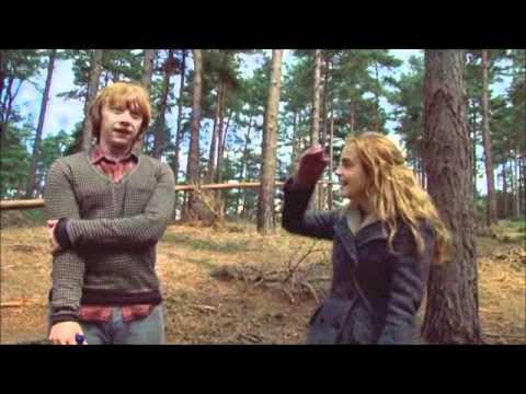 Emma Watson & Rupert Grint - Forest Run