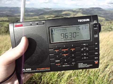 9630 KHz - Radio Aparecida - Brazil