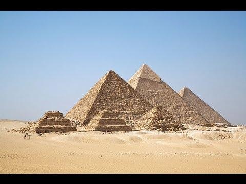 Egipcias Piramides Pirámides Egipcias Cómo se