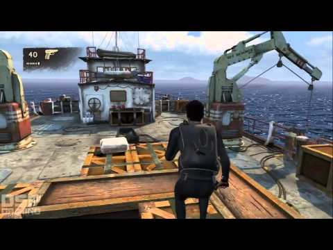 Uncharted: Drake's Fortune playthrough pt1