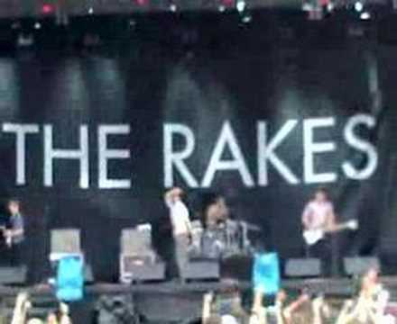 The Rakes - Sziget 07 - Work, Work, Work (Pub, Club, Sleep)