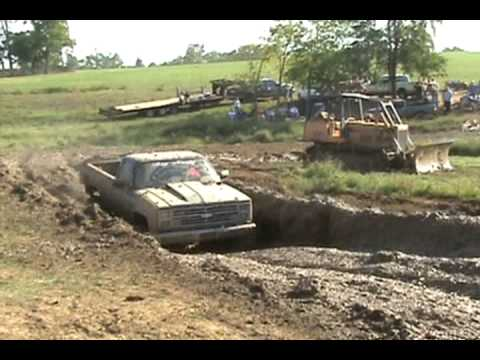 Flash's Big Nasty Mud Truck 09