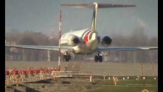 Amazing Linate Airport - The Movie -