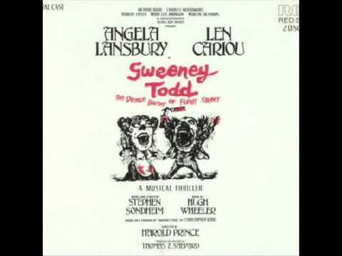 Todd Sweeney - Ballad of Sweeney Todd: Sweeney Pondered and Sweeney Planned