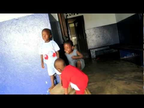 SOS Children's Village Monrovia, Liberia - A day in the life of Dorithy