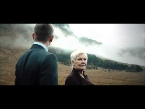 Skyfall - The Home Of James Bond 007 [hd] video