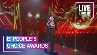 Robert Downey Jr. Reassures Fans He Didn't Die at 2019 E! PCAs | E! People's Choice Awards