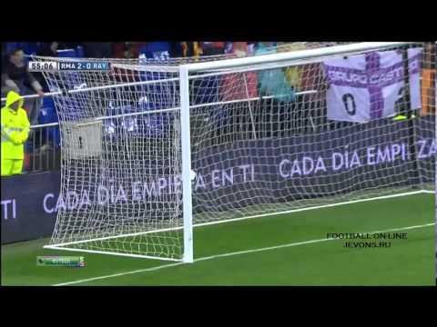 Реал Мадрид   Райо Вальекано 30.03.14