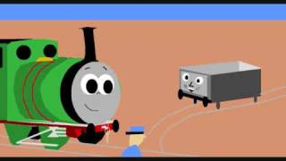 Series that never made it- Thomas the paint engine