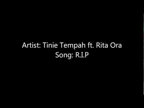 Tinie Tempah Ft. Rita Ora - Rip Lyrics (official 2012) video