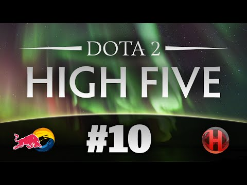 Dota 2 High Fives - Ep. 10 [Red Bull Weekly]