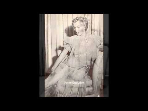 RARE Marilyn Monroe  The Babydoll Nightgown 1950, by Carlyle Blackwell Jr