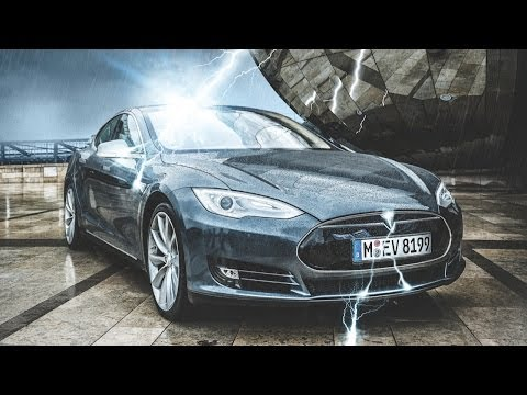Tesla Model S electric car UK review