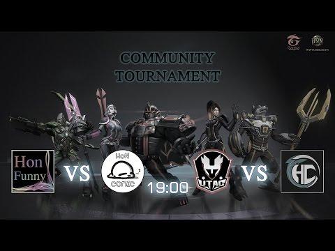 [HoN] Community Tournament #R1