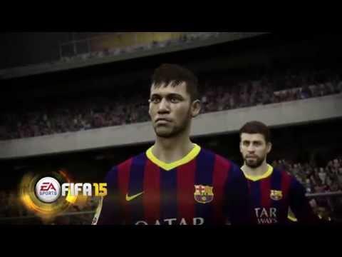 Le dernier trailer de Fifa 15 ( vidéo )