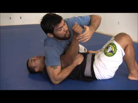 Robert Drysdale Kimura Submission Variation from Side Control at John's Gym Austin, TX Image 1