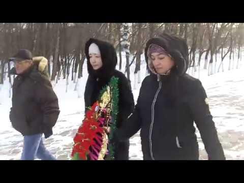 В Уральске почтили  память о Жанаозене и Желтоксане