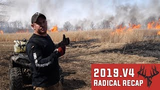 Prescribed Burns & Turkey Tips - Radical Recap 2019.V4