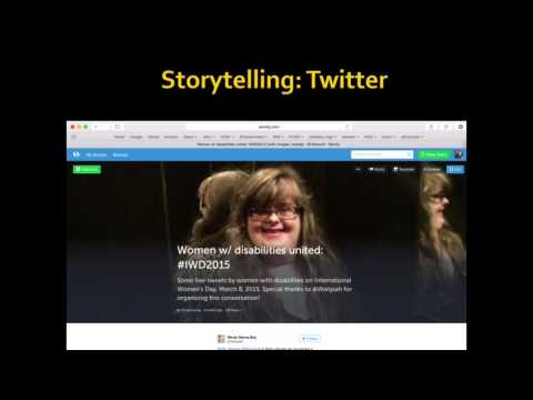 The Power of Storytelling: The Disability Visibility Project