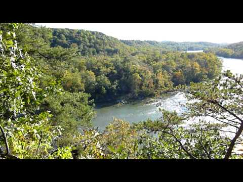 Murphy Farm Trail - Shenandoah River Overlook Video