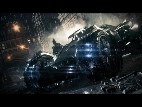 Batman: Arkham Knight (Рыцарь Аркхема) — Battle Mode | ТРЕЙЛЕР | E3 2014