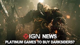 IGN News - Bayonetta Creators May Buy Darksiders IP