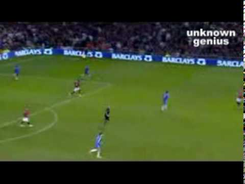 Cristiano Ronaldo owned by Ashley Cole
