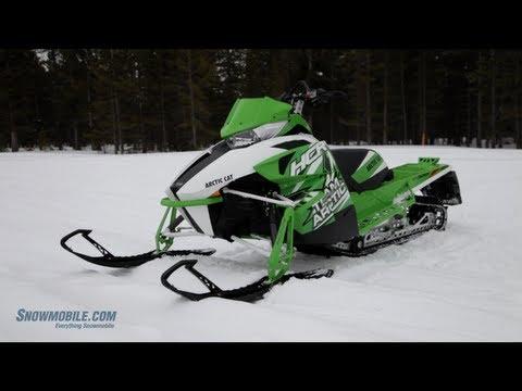 2014 Arctic Cat M8000 HCR
