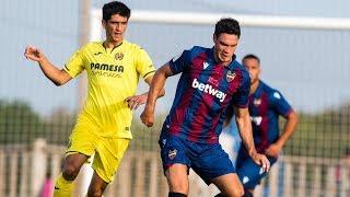 Resumen Levante UD 1-2 Villarreal CF