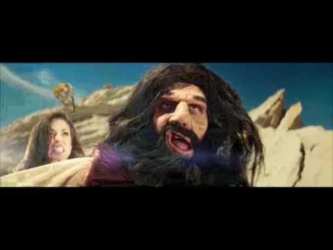 20 Fingers feat Bongo Boys - CaveMan (Video Alternative)