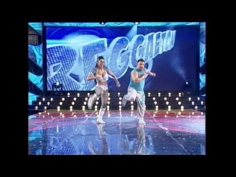 BCPy 2012 - Reggaeton: Rossana Barrios y Trocito.