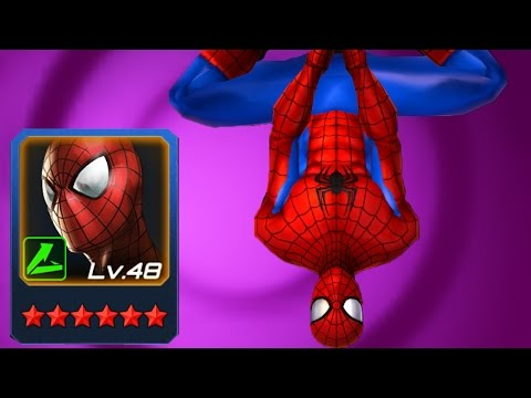 Marvel: Future Fight - 6-Stars Spider-Man [MAX RANK]