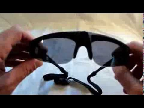 Zetronix zShades video recording sunglasses. wide angle review