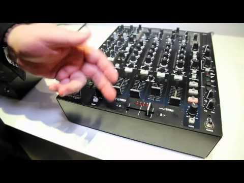 NAMM 2011 - NOX Mixer Series - DJ Mixers