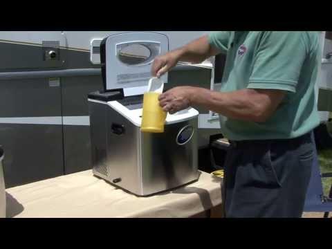 Dometic Countertop Ice Maker : Dometic RV Refrigerator Freezes No More