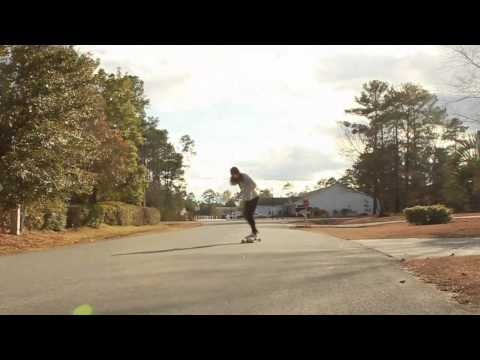 Early Spring Longboarding