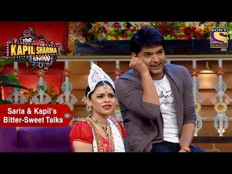 Sarla & Kapil's Bitter-Sweet Talks - The Kapil Sharma Show thumbnail