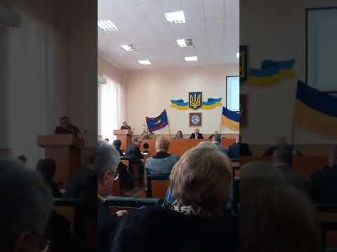 """""""Свободівці"""" у Шаргородській райраді закликали колег-депутатів не голосувати за медичну реформу"""