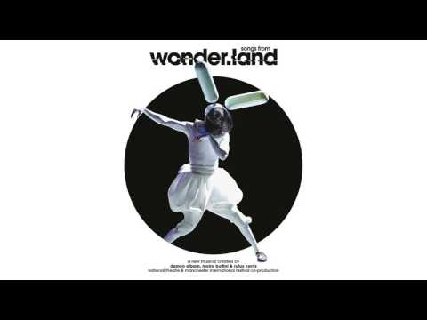 Damon Albarn - Who Are You (Songs from wonder.land)